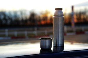 魔法瓶の水筒